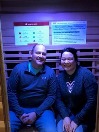 Infrared Sauna Elgin Cryotherapy